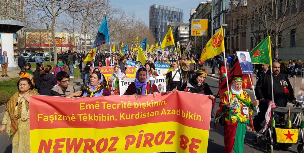 Newroz 2021 Frankfurt